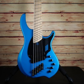 "Dingwall NG2 5-String Adam ""Nolly"" Getgood Signature Bass (Laguna Seca Blue)"