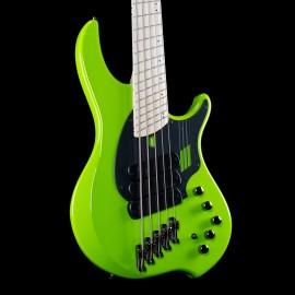 "Dingwall NG3 Combustion 5-String Adam ""Nolly"" Getgood Signature Bass w/ Soft Case (Ferrari Green)"