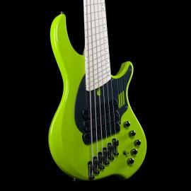 """Dingwall NG3 6-String Adam """"Nolly"""" Getgood Signature Bass w/ Soft Case (Ferrari Green)"""