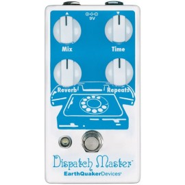 EarthQuaker Devices Dispatch Master Digital Delay & Reverb