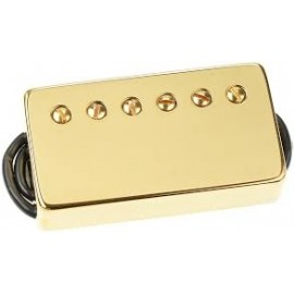 """Bare Knuckle """"True Grit"""" 6 String Bridge Humbucker (Gold Cover, 53mm) - Boot Camp Series"""