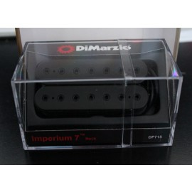 DiMarzio Imperium 7 Neck Pickup DP715 (Black)