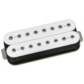 DiMarzio D-Activator 8-String Bridge DP820 (White)