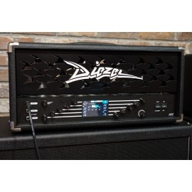 Diezel VHX 4-Channel Tube Amplifier Head w/ Universal Audio Cab IR & Integrated Effects Processor [PRE-ORDER] VH4