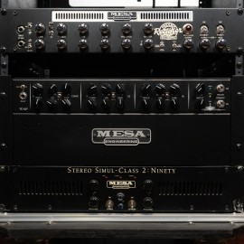 Mesa/Boogie Stereo Simul-Class 2:Ninety Power Amp (Used)