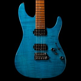 Ibanez Prestige MM1 Martin Miller Signature Model (Transparent Aqua Blue)