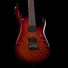 Ernie Ball Music Man JP6 BFR John Petrucci Signature (Dragon Blood Quilt)