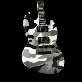 ESP E-II Viper Urban Camo (Made In Japan)