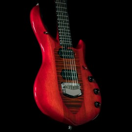 Ernie Ball Music Man John Petrucci Majesty 6 (Red Sunrise)