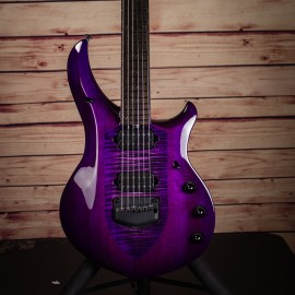 Ernie Ball Music Man Majesty Monarchy 6 - Majestic Purple