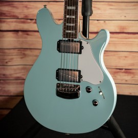 Ernie Ball Music Man Valentine BFR 2019 Limited Edition Baby Blue - 1 of 68 Made