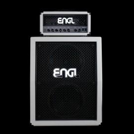 ENGL Custom Shop Fireball 25 W Tube Amplifier Head (White Bronco)