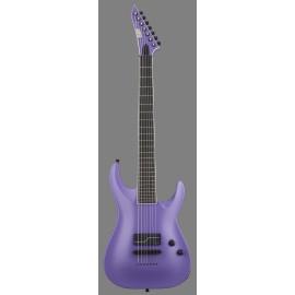 ESP STEF B7 Custom Shop Horizon 7-String 1 Hum Baritone (Purple Satin)