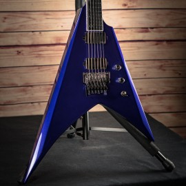 ESP USA V-II FR Purple Metallic (NAMM 2019 Showcase)