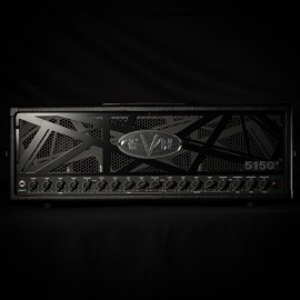 "EVH 5150 III 100S Head Special Run ""Stealth"" Black"