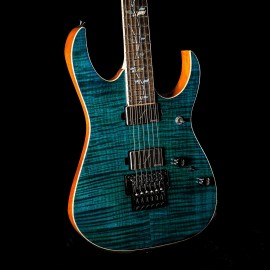 Ibanez J-Custom RG8820 Emerald Green with Fishman Fluence Pickups