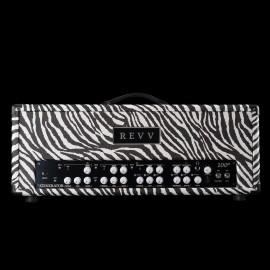 Revv Generator 100R MKIII Tube Amplifier Head - Custom Zebra Tolex