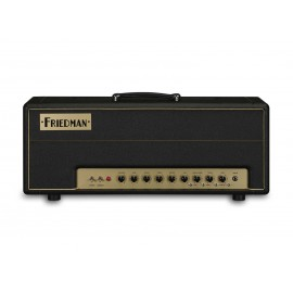 Friedman BE-100 Hand-Wired 100W 2-Channel Tube Amplifier Head