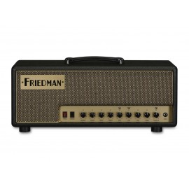Friedman Runt 50 2-Channel Hand-Wired 50W Tube Amplifier Head