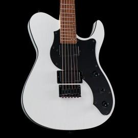 FGN Iliad Dark Evolution 6 String (Open Pore White)