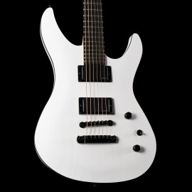 FGN Mythic 6-String JMY2ASHE - Open Pore White - Made in Japan (Fujigen)