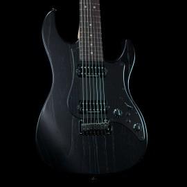 """FGN Fugijen Expert Odyssey EOS7-ASH-DE-R """"Limited Model"""" 7 String (Black)"""