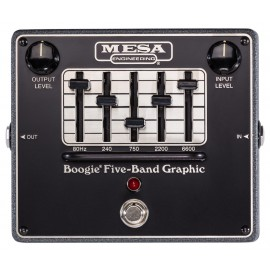 Mesa/Boogie Five Band Graphic EQ Pedal