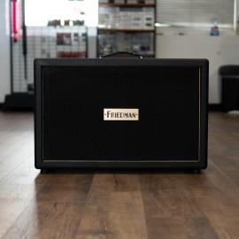 Friedman 2x12 Cabinet Vintage 30 Speakers (Black)