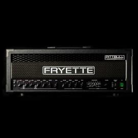Fryette Pittbull CLX Masterbuilt 100W Tube Class A/AB Head