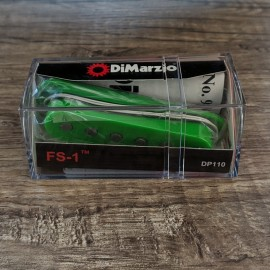 DiMarzio FS-1 Single-Coil DP110 Green