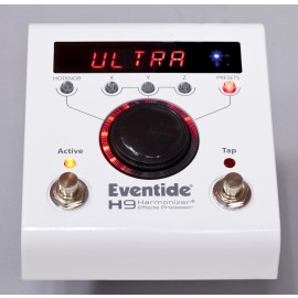 Eventide H9 Customizable Multi-Effects Processor Stompbox with MIDI and App Control