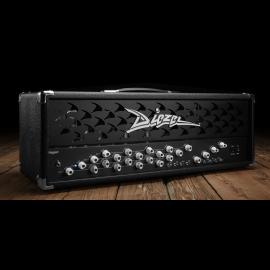 Diezel Hagen 100W 4-Channel Tube Amplifier Head w/ MIDI