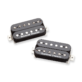 Seymour Duncan Hot Rodded JB/Jazz Humbucker Set (Black)