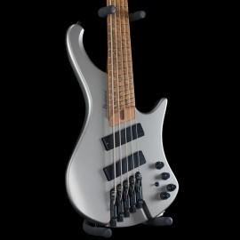 Ibanez EHB1005SMS 5 String Headless Bass in Metallic Gray Matte (PRE-ORDER)