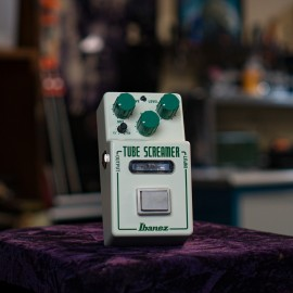 Ibanez Nu Tube Screamer Overdrive Pro Pedal (Made In Japan)
