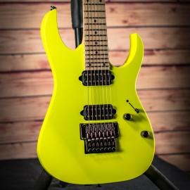 Ibanez RG752M Prestige 7-String (Desert Sun Yellow)