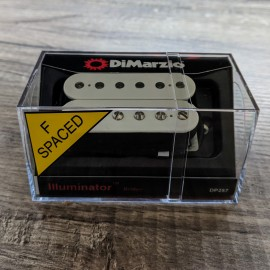 DiMarzio Illuminator 6 Bridge Model DP257F (White)
