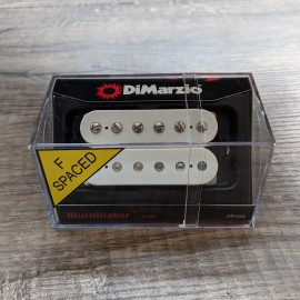 DiMarzio Illuminator 6 Neck Model DP256F (White)