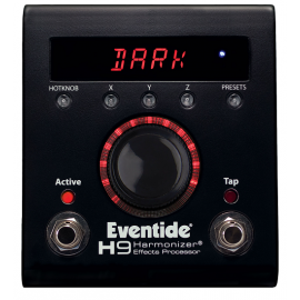Eventide H9 Max Dark Multi-Effects Processor Stompbox with MIDI and App Control