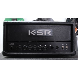 KSR Ares 50 Tube Amp Head (Rhodes Amplification)