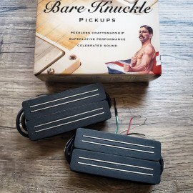 Bare Knuckle Impulse 7-String Pickup Set (Black)