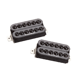 Seymour Duncan Invader Set SH-8 (Black)