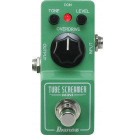 Ibanez TS Mini Tube Screamer Overdrive Pedal