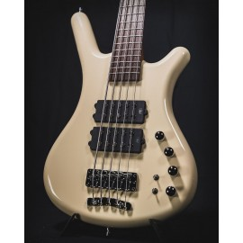 Warwick Corvette $$ 5-String Vintage Cream [Made in Germany]