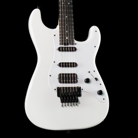 Jackson USA Adrian Smith Signature San Dimas (Snow White, Ebony Fingerboard, 2021 Model)