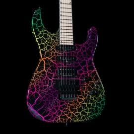 Jackson Pro Series Soloist SL3M - Rainbow Crackle (NEW 2020 Model)