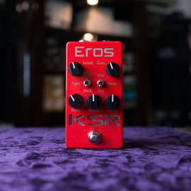 KSR Eros Boost + EQ (Red Sparkle)