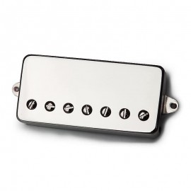 "Bare Knuckle ""Brute Force"" 7 String Bridge Humbucker (Nickel Cover) - Boot Camp Series"