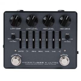 Darkglass Electronics Microtubes X Ultra Bass Preamp Pedal