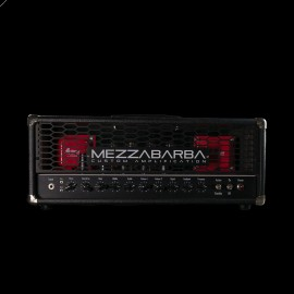Mezzabarba MZero Overdrive 100W 2-Channel Point-To-Point Valve Head